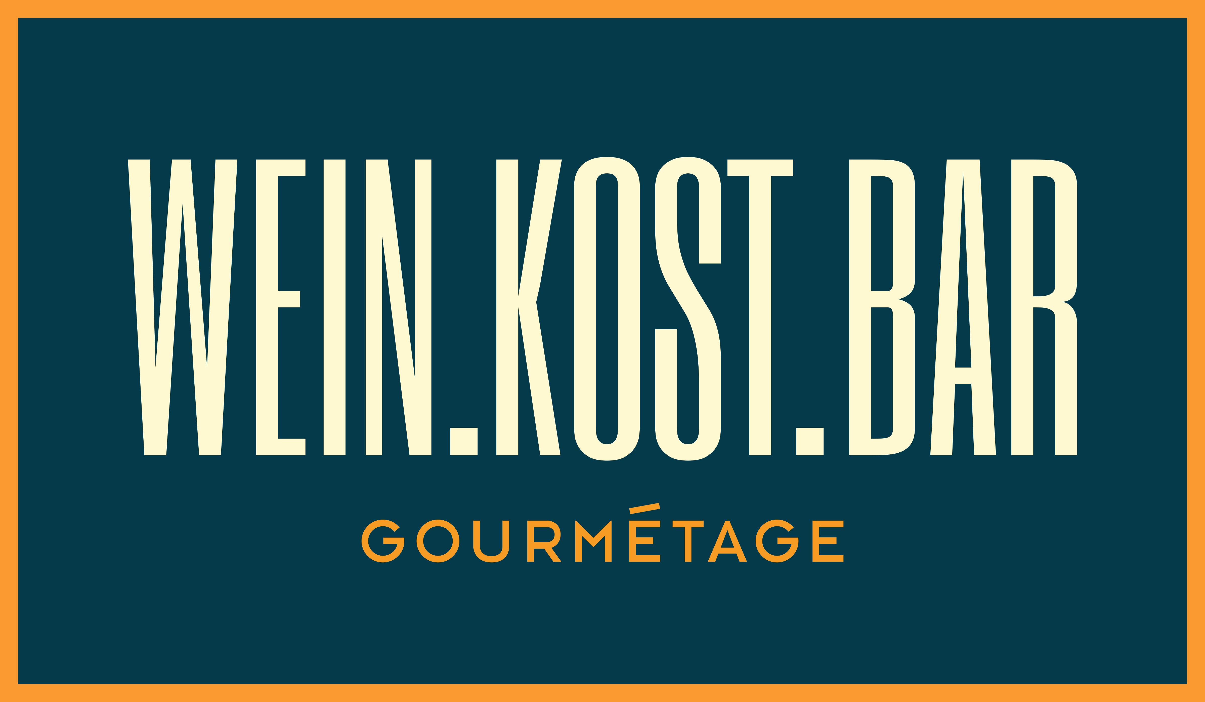 Bild Weinkostbar Gourmetage Logo